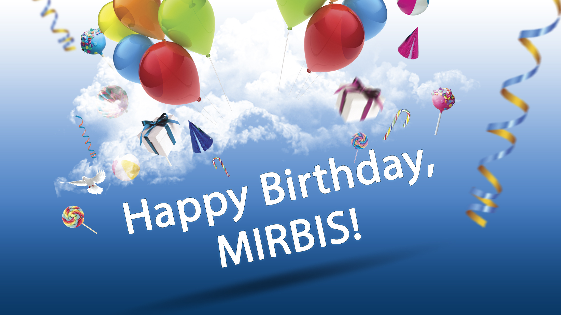 Happy 29th birthday, MIRBIS Institute!