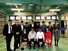 "MIRBIS successfully implemented business study tour ""Specifics of Japanese management based on Kaizen system"""