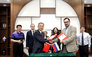 MIRBIS Institute joined in New Silk Road University Students Alliance